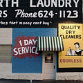 Ft Worth Cleaners  1927 81217 by Rospotte Photography