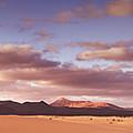 Fuerteventura Desert Landscape by Marcus Lindstrom