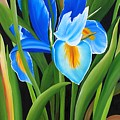 Full Bloom by Usha Rai