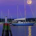 Full Buck Moon 2016 by Jonathan Steele
