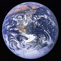Full Earth by Stocktrek Images