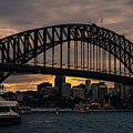 Full Harbour Bridge by Nisah Cheatham