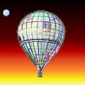 Full Moon Balloon by Tim Allen