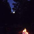 Full Moon Jamming by JoAnn SkyWatcher