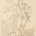 Fullfigure Portrait Of King Gustaf by MotionAge Designs