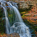 Fulmer Falls - Childs State Park by Allen Beatty
