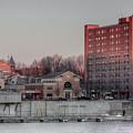 Fulton Skyline by Rod Best