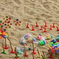 Fun At The Beach by Carol Groenen