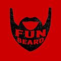 Fun Beard by Gazz Wood
