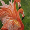 Fun Flamingos by Susan Goodson