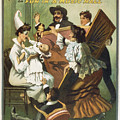Fun In A Music Hall 1907 by Movie Poster Prints