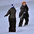 Fun In The Snow by John Hughes
