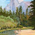 Fun Under Half Dome by Rhett Regina Owings