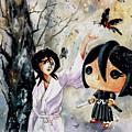 Funko Rukia Kuchiki by Miki De Goodaboom