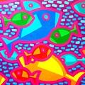 Funky Fish by John  Nolan