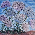 Funky Flowers by Megan Walsh