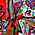 Funky Pop-11 by Katerina Stamatelos