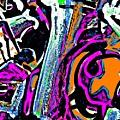 Funky Pop-14 by Katerina Stamatelos