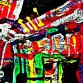 Funky Pop-18 by Katerina Stamatelos