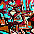 Funky Pop-6 by Katerina Stamatelos