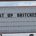 Funny Billboard  by Aaron Martens