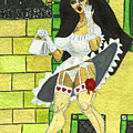 Skirt Up by Don Pedro DE GRACIA