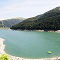 Funsingau Dam Near Gerlos by Ilan Rosen