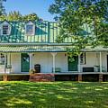 Fuqua Farm House 2526t by Doug Berry