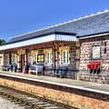 Furnace Sidings Railway Station 2 by Steve Purnell