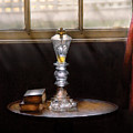 Furniture - Lamp -  The Oil Lamp by Mike Savad