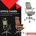 Furniture Supplier Of Online Office Chairs Abu Dhabi by Mahmayi