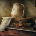 Furniture - Table - The Water Pitcher by Mike Savad