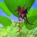 Fury Flying Dragon by Corey Ford