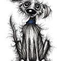Fuzzy Dog by Keith Mills