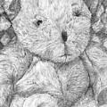 Fuzzy Wuzzy Bear  by Vicki  Housel