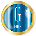 G For Golf by Bigalbaloo Stock