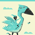 G Is For Goose by Jazzberry Blue