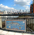 Gabriel's Wharf by Madeline Ellis