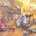 Gadiya Luhar by Bharat Bhushan Sharma