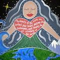 Gaia by Angela Yarber