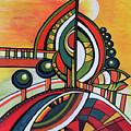 Gaia's Dream by Aniko Hencz
