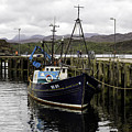 Gairloch Harbor by Fran Gallogly