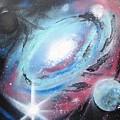 Galaxy 2.0 by Tyler Haddox