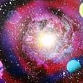Galaxy by Emily Cummings