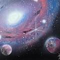 Galaxy by Tyler Haddox