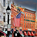 Galena On A Perfect Day by Laura Birr Brown