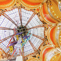 Galeries Lafayette Inside 4 Art by Alex Art and Photo