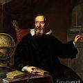 Galileo Galilei, Italian Astronomer by Wellcome Images