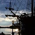 Galleon by Peter J Scott
