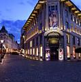 Gallerija Emporium Luxury Department Store In The Urbanc House O by Reimar Gaertner